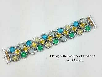 Bead Pack-Cloudy with a Chance of Sunshine